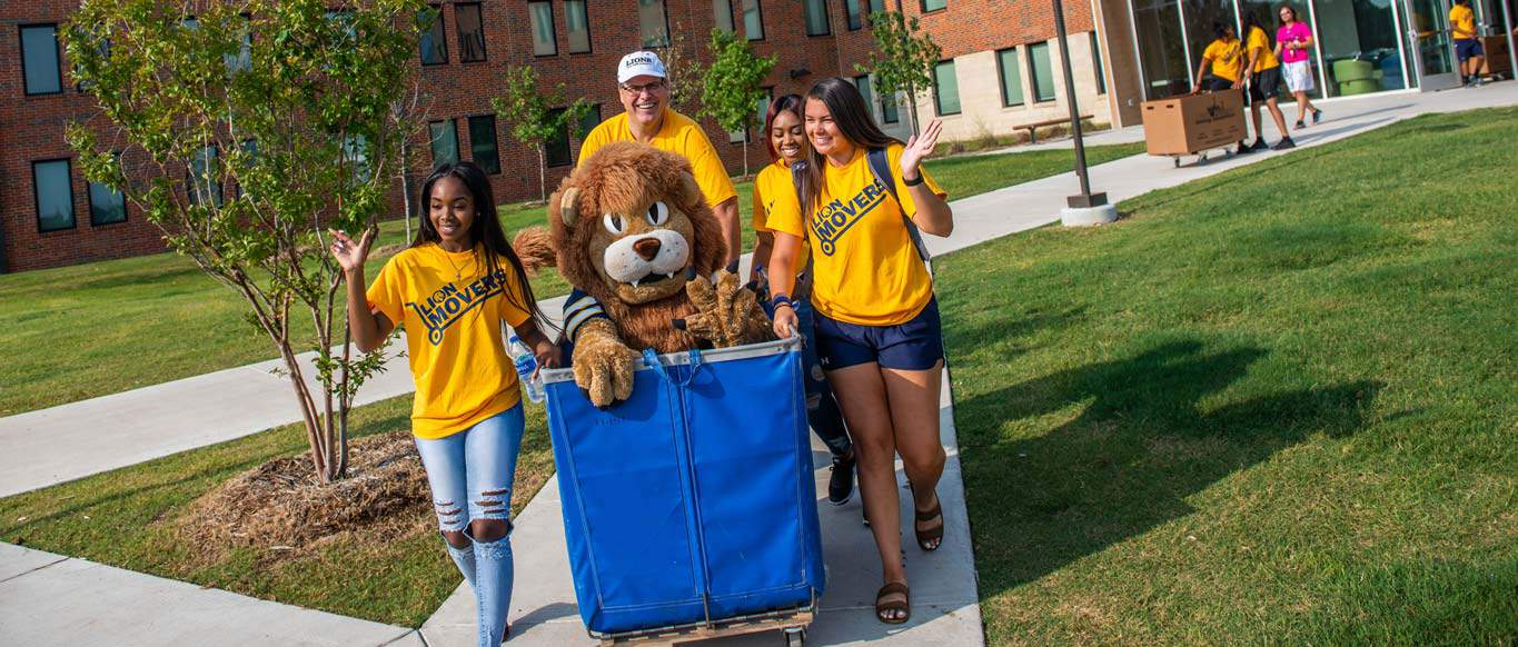 How to Become a LION! | Texas A&M University-Commerce