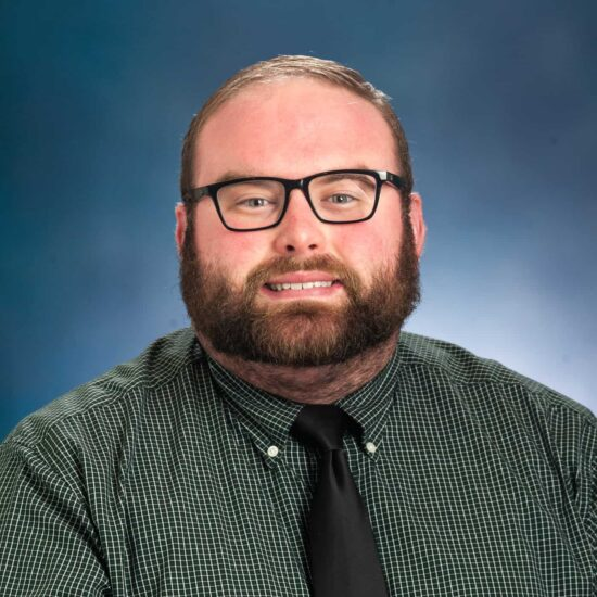 Andrew Baxley, Admissions Counselor