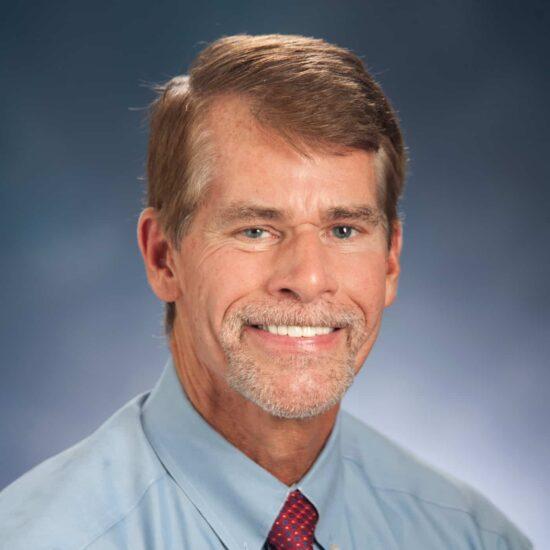 Dr. James Hamill Headshot.