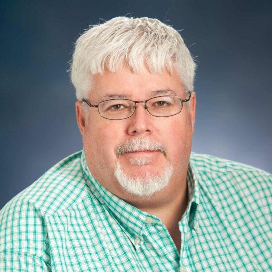 Dr. Jeffrey Whitt Headshot.