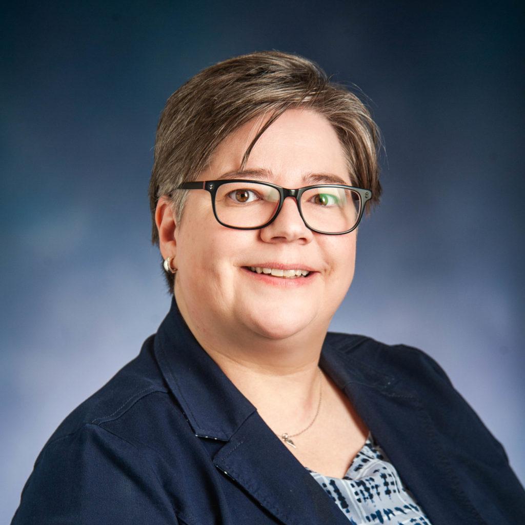 Dr. Jennifer L. Schroeder headshot.