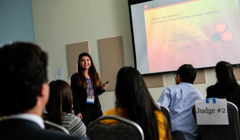 Annual Research Symposium presentation.