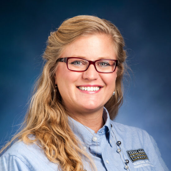 Dr. Tara Tietjen Smith Headshot.