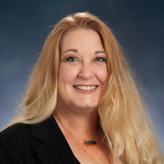 Valerie Fulkerson Headshot.