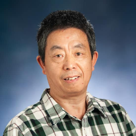 Photo of Xingzhong Yan.