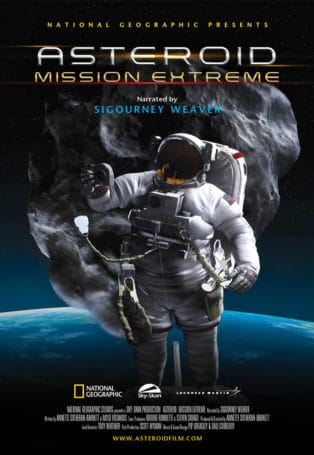 asteroid mission extreme