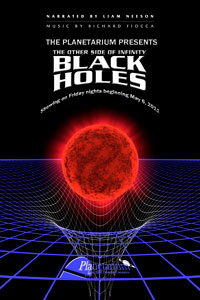 black holes the other side of infinity