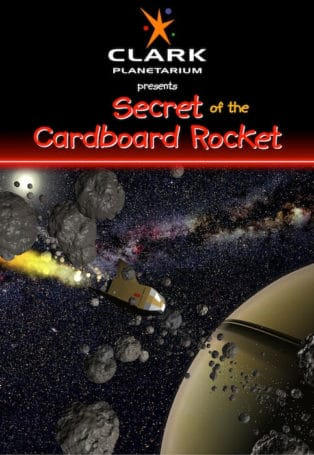 secret of the cardboard rocket