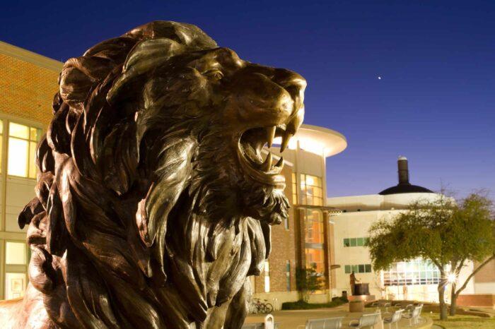 10073-New Lion Statue-2958