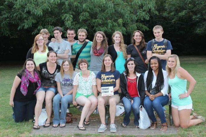 regents scholars students