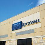 Texas A & M university at RockWall building