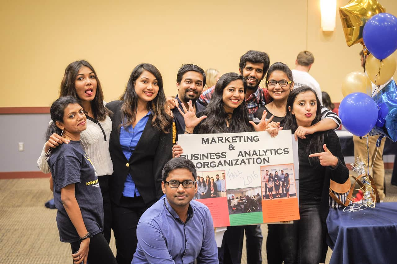 marketing student organization