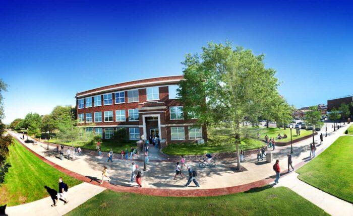 Ferguson Social Sciences Building