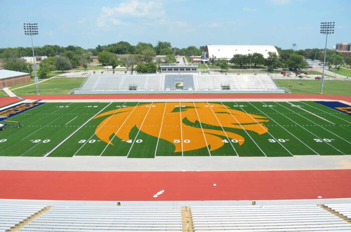 Tamuc Football ground