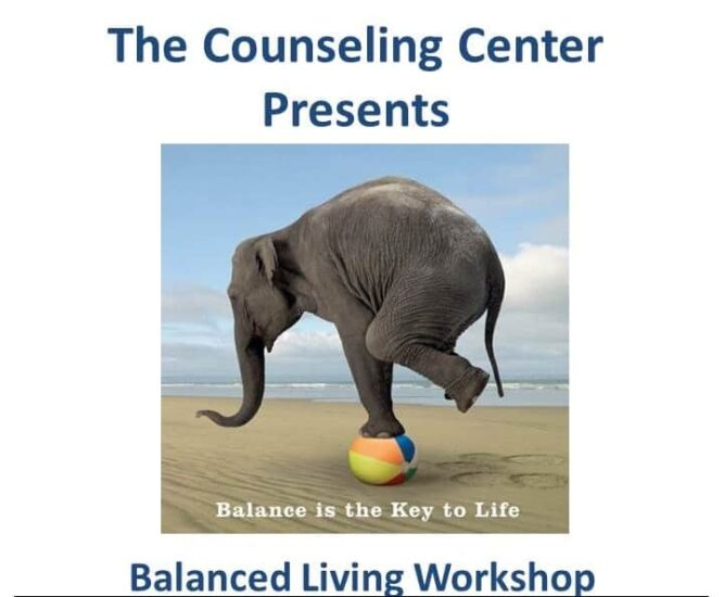 Balanced Living Workshop