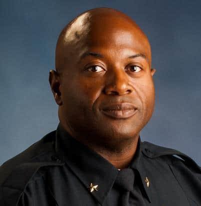 Bryan Vaughn named Police Chief TAMUC PD