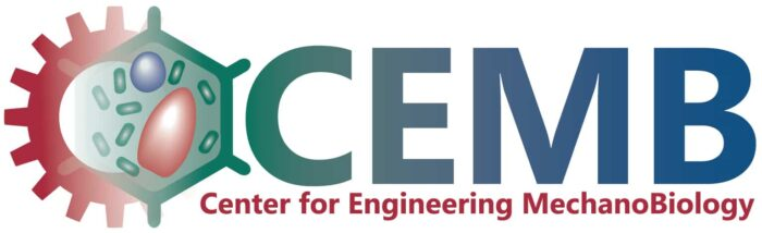 Center for Engineering MechanoBiology logo