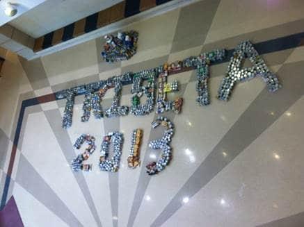 TRI BETA 2013