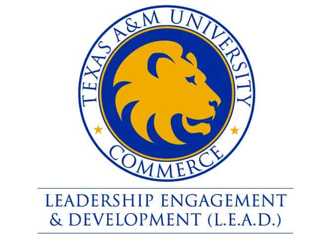 Texas A & M commerce LEAD icon