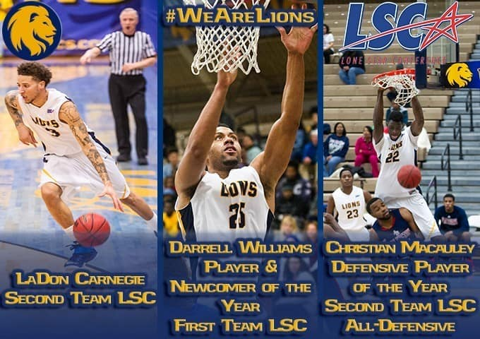LSC Basketball Honors
