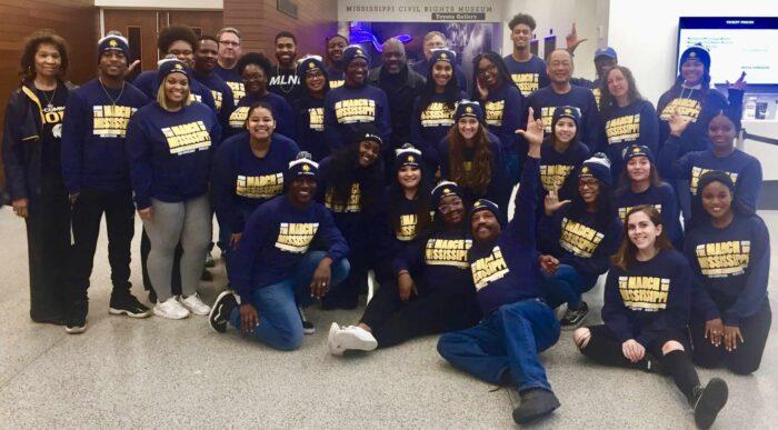 LaVelle civil rights 2019 trip