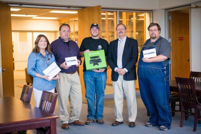 Library Survey Winners