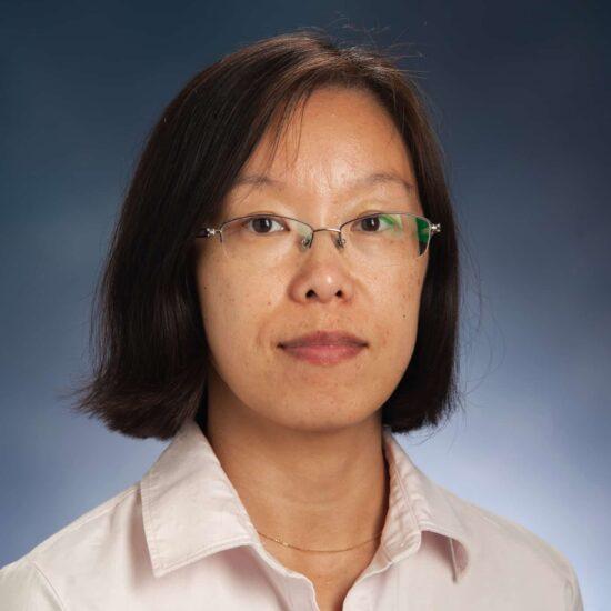 Lirong Liu Headshot.