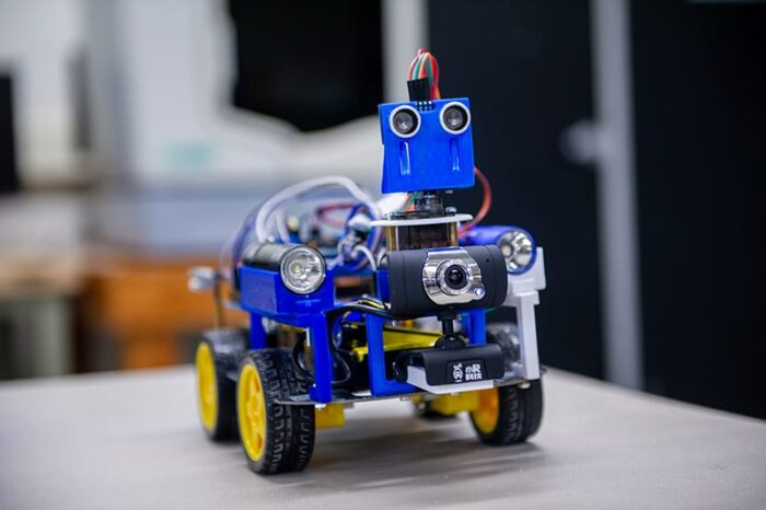 remote robot toy