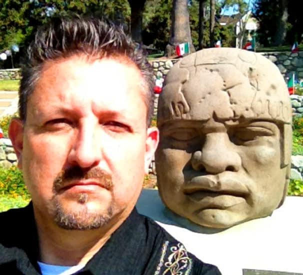 Olmeca Headshot Lalo
