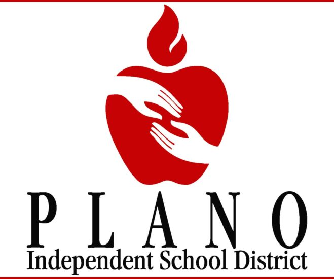 Plano ISD logo.