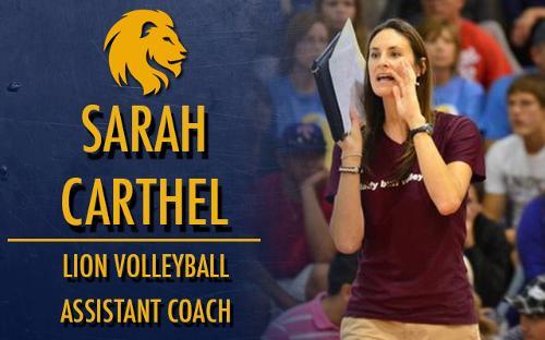 Sarah Carthel yelling