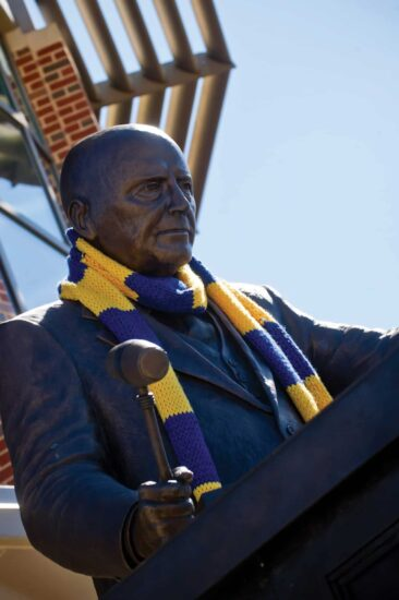 Sam Rayburn statue