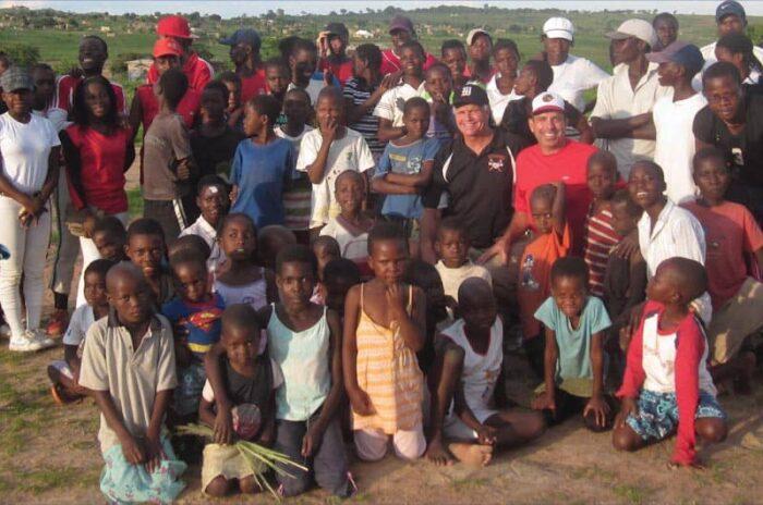 students from Bulawayo, Zimbabwe