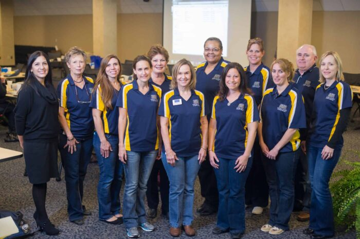 A&M-Commerce Special Education faculty group