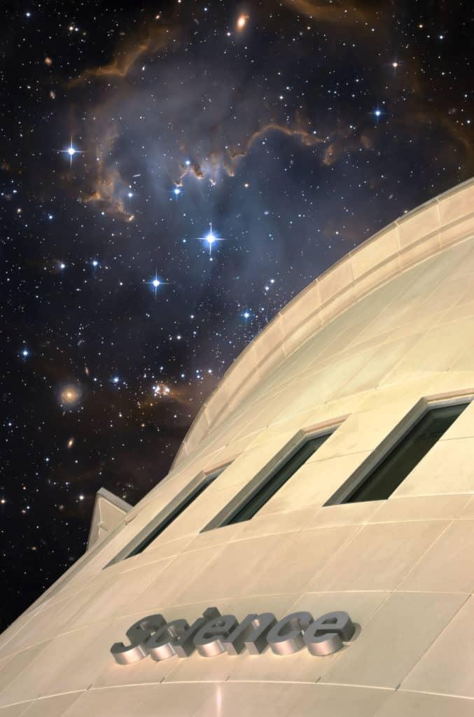 Planetarium Exterior