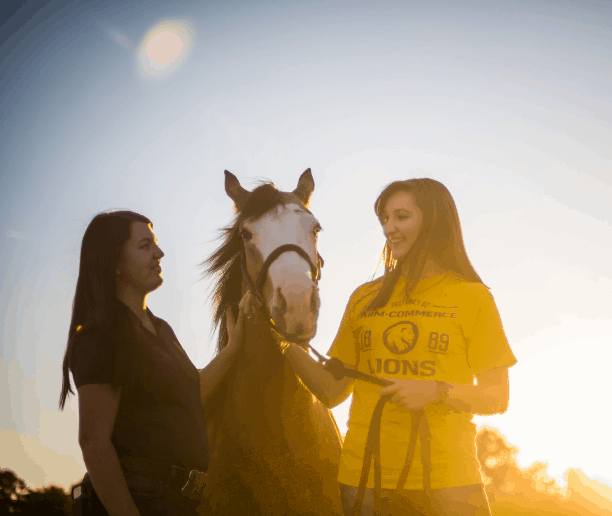Equine Students