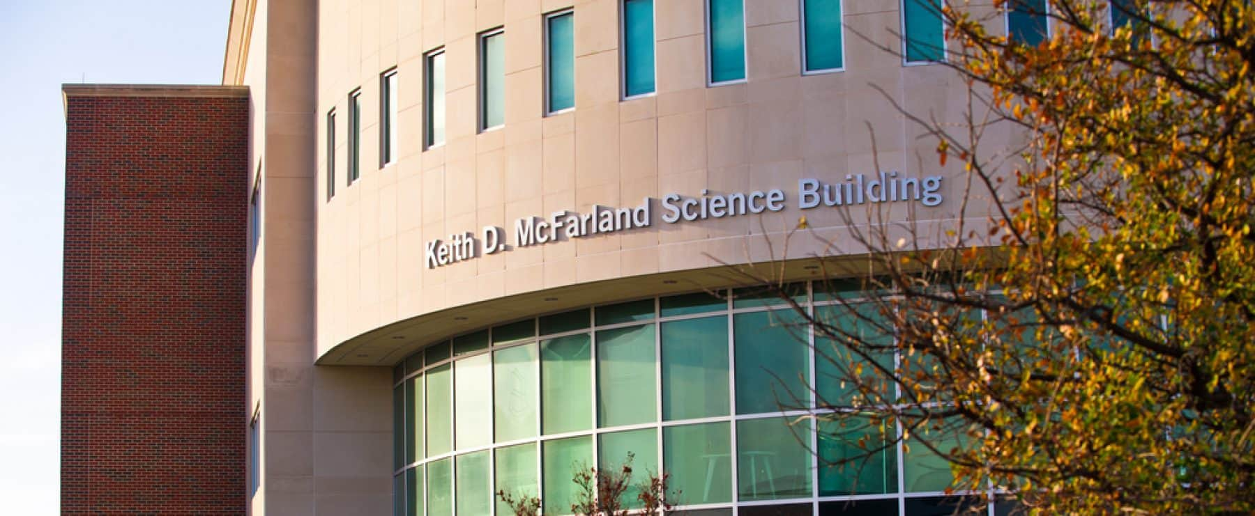 McFarland Science Building