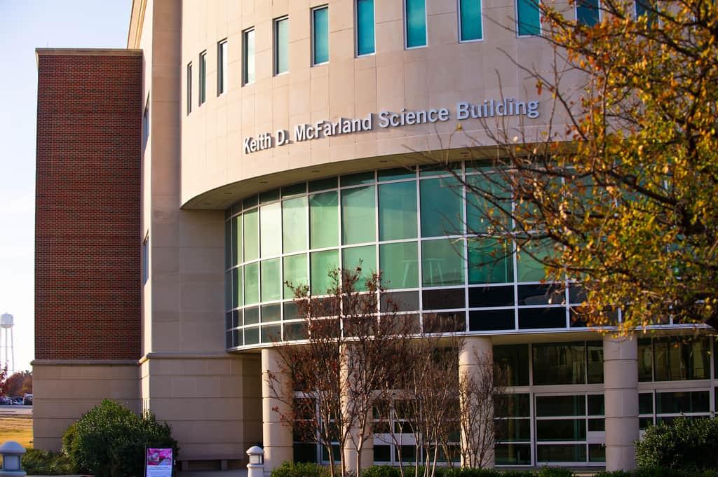 McFarland Science Building