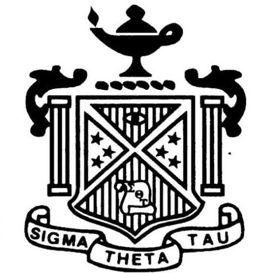sigma theta tau crest