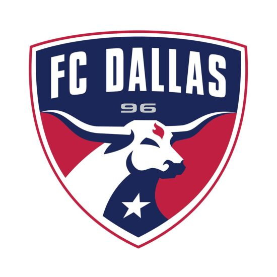 FC Dallas logo.