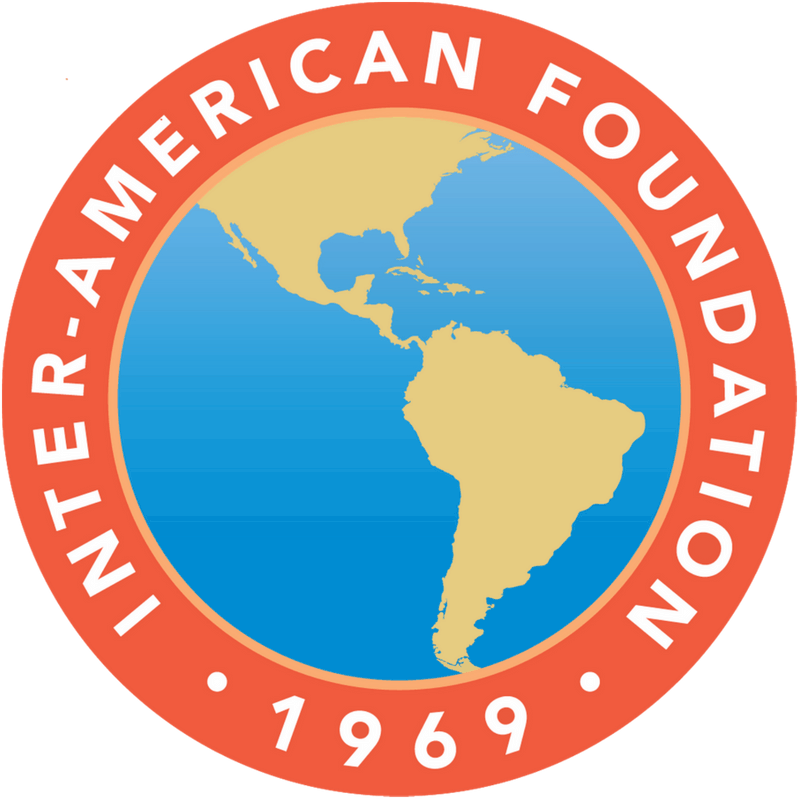 Inter-American Foundation (IAF) logo.