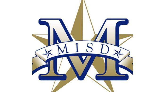 Mesquite ISD logo.