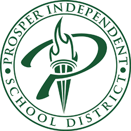 Prosper independent school district icon.
