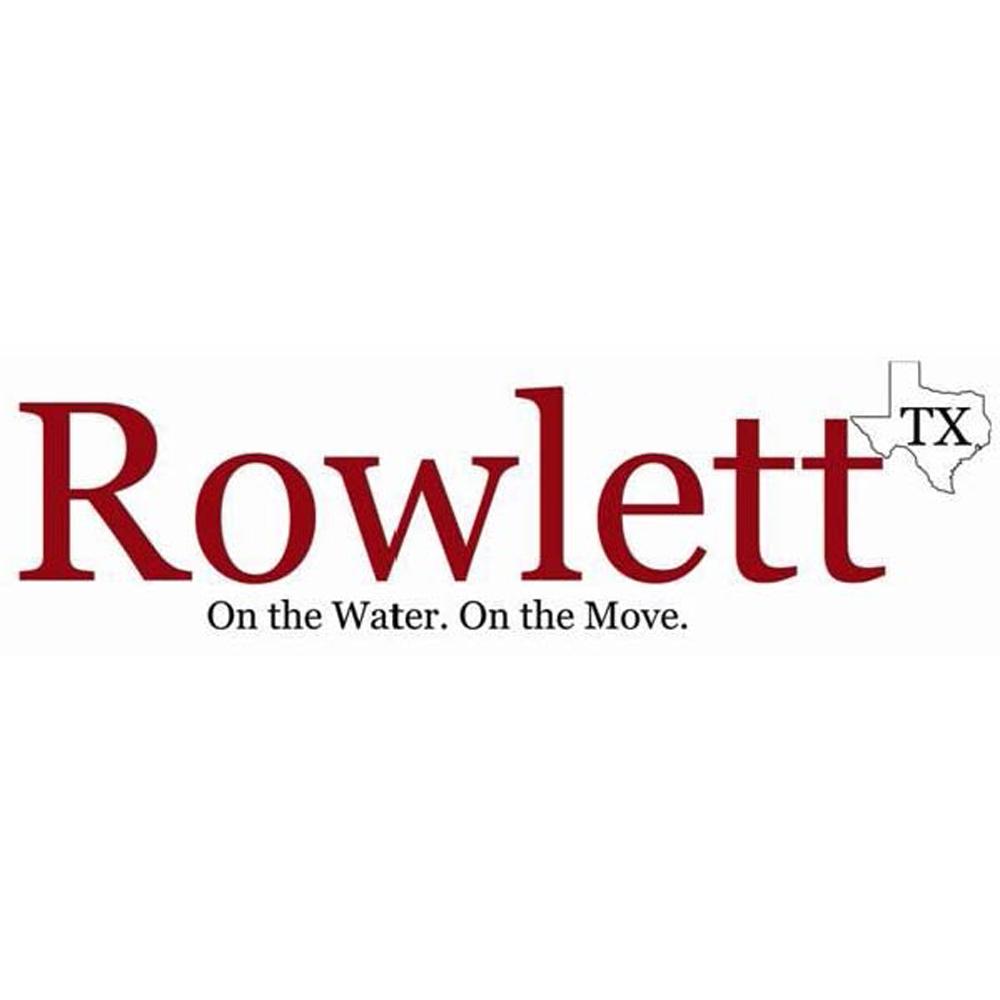 City of Rowlett logo.