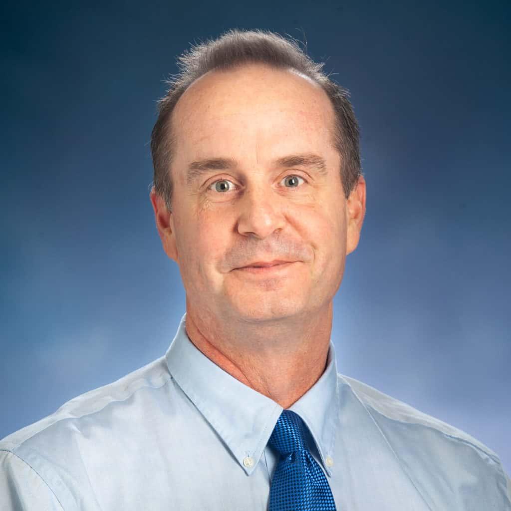 Dr. William Kuracina Headshot.