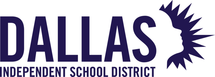 Dallas independent school district icon.