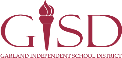 Garland independent school district icon.