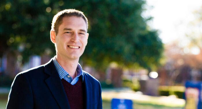 Photo of Andrew Baker.