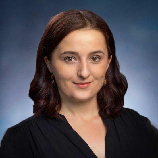 Sanja Kadrić Headshot.