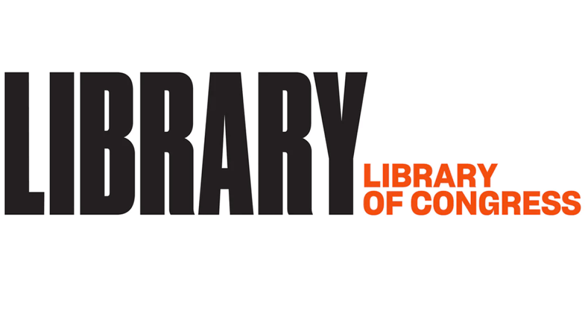 Library of Congress logo.